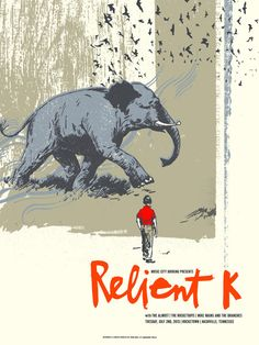 GigPosters.com - Relient K - Almost, The - Rocketboys, The