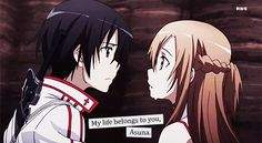 funny sword art online quotes - Google Search