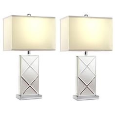 """Found it at Wayfair - Rory 25"""" Table Lamps (Set of 2)"""