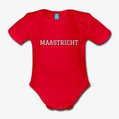 Maastricht Shirt Casual Collection Baby bio-rompertje met korte mouwen  #cadeau #cadeautip #kraamcadeau #kraamkado #kadootje #stedenshirt #baby #geboorte #baby #maastricht #maastrichtshirt Jesus Shirts, Delft, Casual Shirts, Onesies, Hoodie, Sweater, Kids, Clothes, Collection