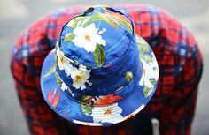 The Sharp Gentleman Dress Hats, Men Dress, Hawaiian Hats, Floral Bucket Hat, Tropical Fashion, Bob, Dapper Men, Sharp Dressed Man, Swagg