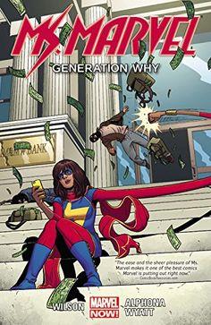 Ms. Marvel Volume 2: Generation Why von G. Willow Wilson https://www.amazon.de/dp/0785190228/ref=cm_sw_r_pi_dp_x_Y2OIybSXJMBKH