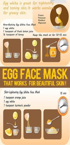 Are you tired of spending time and money at your local spa and parlour? Do you feel these expensive treatments only affect your Egg Face Mask, White Face Mask, Facial Masks, Facial Hair, Egg Facial, Skin Care Regimen, Skin Care Tips, Personal Beauty Routine, Prevent Wrinkles