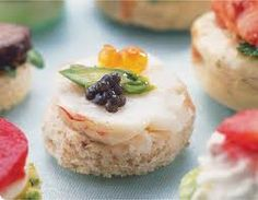1000 images about canapes on pinterest wedding for Gourmet canape ideas