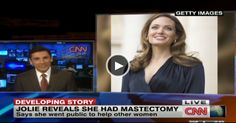 Current Health Issues - Angelina Jolie undergoes double mastectomy
