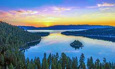 Lake Morning - null