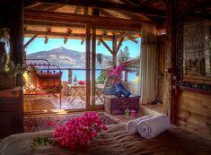 Fidanka Hotel Evleri - Kalkan | Butik Oteller & Küçük Oteller Sitesi - Otantik Mekanlar