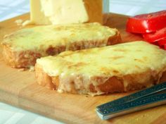 Cheese On Toast - Cheap And Cheerful British Toasted Cheese
