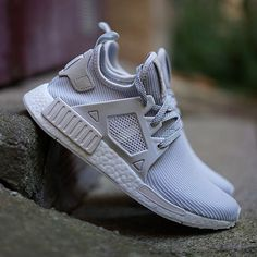 Adidas NMD XR1 PK Triple White Unboxing and Review