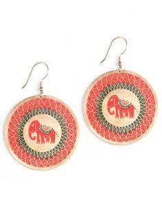 Handmade Earrings | Mata Traders: Ethical Fashion