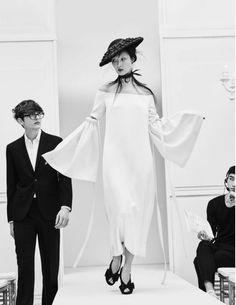 Vogue Germany February 2016 - Ellery