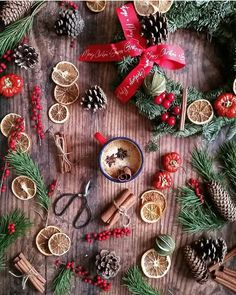 Cosy Winter, Hygge, Christmas Wreaths, Holiday Decor, Home Decor, Decoration Home, Room Decor, Home Interior Design, Home Decoration