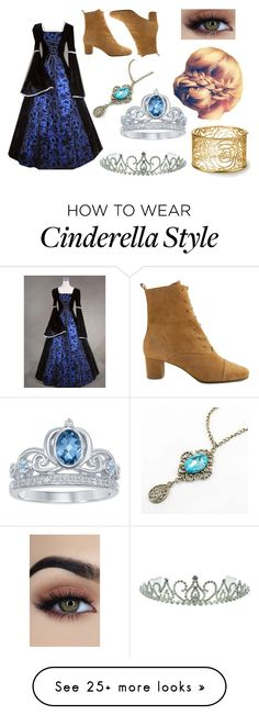 """""""A Day At The Village"""" by nightgirl109 on Polyvore featuring Disney and Kate Marie"""