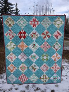 Tanya Quilts in CO: 2017 Finishes