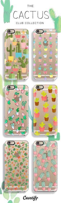 Cactus phone cases