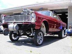 Ford Gasser