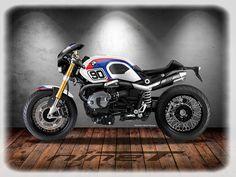 BMW R Nine-T CUSTOM on Behance