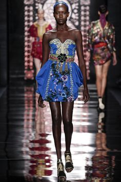 Reem Acra Spring/Summer 2016 Ready-To-Wear Collection | British Vogue