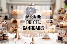 Esto es una cuestión de cantidades, la cantidad de dulces que necesito y las variedades tanto si es para una mesa de dulces de una fiesta sencilla en casa como si se trata de una boda para mas de 1...