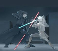 Us the Force 😂😂 Kakashi And Obito, Naruto Shippudden, Hinata, Lightsaber Design, Star Wars Characters Pictures, Star Wars Concept Art, Star Wars Outfits, Star Wars Rpg, Anime Version
