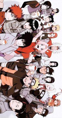 Boruto, Bleach, Naruto, One Punch Man, Dragon Ball Heroes Episode Online Naruto Shippuden Sasuke, Naruto Kakashi, Anime Naruto, Art Naruto, Naruto Teams, Naruto Sasuke Sakura, Wallpaper Naruto Shippuden, Naruto Cute, Gaara