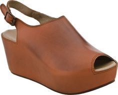 The Chocolat Blu Willow wedges are perfect for the transition from summer to fall