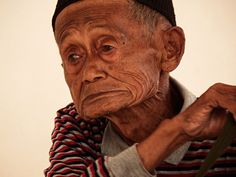 Photo Challenge: the Face of Old People