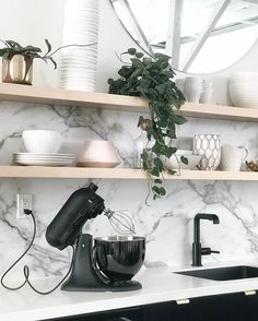 """67 Likes, 4 Comments - Anne Sage (@citysage) on Instagram: """"Some gals dream of matte black Range Rovers—but I dream of the kitchen geek equivalent: A matte…"""""""