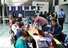 Εντυπωσίασαν οι καινοτομίες στο 8ο Μαθητικό Συνέδριο Πληροφορικής - http://parallaximag.gr/life/entiposiasan-kenotomies-sto-8o-mathitiko-sinedrio-pliroforikis