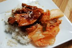 Korean Spicy Pork is a Korean Classic. This take will use pork chops to deliver a dish that will satisfy all your guests.