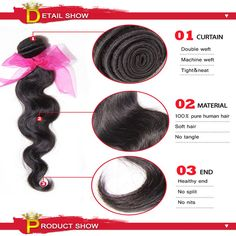Longqi body wave hair detail http://www.aliexpress.com/store/group/Human-Hair-Extension/511091_259523036.html