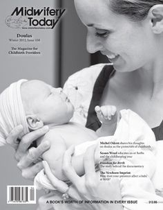 Good news! Midwifery Today Issue 104, which is all about doulas, is now available to purchase as a PDF. The print versions of this issue sold out a few weeks ago, so we are pleased to be able to offer it in this format from Lulu