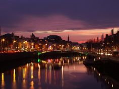 The River Liffey in the heart of Dublin | Flickr - Photo Sharing!