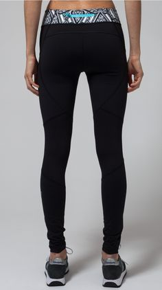 stay warm while you explore the trails.   Sprint Speed Pant *Brushed
