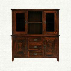 View the Captiva Hutch And Buffet from Arhaus. The exotic natural beauty of the tropical Mango tree creates the distinctive look of this rich yet ru