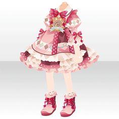 シュクル・フィレの夢使い|@games -アットゲームズ- Anime Outfits, Girl Outfits, Cute Outfits, Character Costumes, Character Outfits, Fashion Line, Girl Fashion, Anime Uniform, Lover Dress