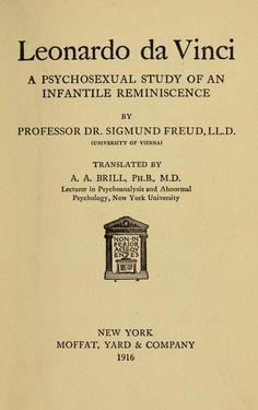 Sigmund freud in his 1919 essay the uncanny