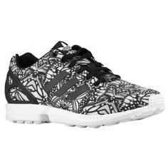 ea49167c6b18 adidas Originals ZX Flux - Women s - Black White Adidas Zx Flux