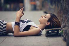 #skate #skater #girl