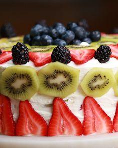 Birthday Cake as Made by Jackson