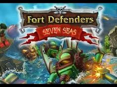 Download for PC: http://wholovegames.com/strategy/fort-defenders-seven-seas-2.html Fort Defenders: Seven Seas PC Game, Strategy Games. Battle stations! Pirate armada dead ahead! Surely you didn't think that the pirates would leave once and for all? Build towers, cast spells, collect barrels of rum and believe in victory! Download Fort Defenders: Seven Seas Game for Mac for free: http://wholovegames.com/strategy-mac/fort-defenders-seven-seas.html