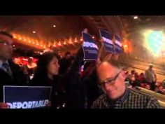 Dreamers interrupt Rick Perry at Freedom Summit