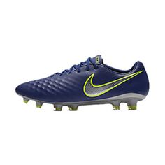 best service d6639 06b89 Nike Magista Opus II FG Soccer Shoes (Time To Shine)   SoccerEvolution