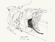 96 best architecture drawings images architectural drawings Etch a Sketch 1960 Original thom mayne morphosis architects conceptual sketches space architecture architecture drawings illustration sketches