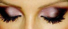 Imágenes de maquillaje de ojos con sombras