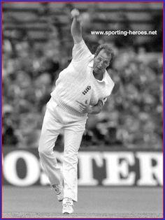 John Emburey - England - Test Record v Australia