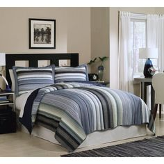 Water Mill Quilt Set - Quilts & Coverlets at Hayneedle