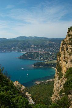 Baie de Cassis, Provence-Alpes-Cote d'Azur, France