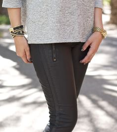 Fall Trend: Leather