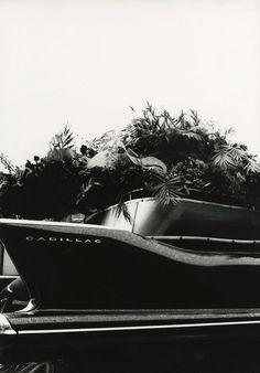 Robert Frank. Cadillac Hearse 1961